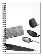 Pompeii: Kitchen Utensils Spiral Notebook