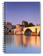 Pont St. Benezet Spiral Notebook