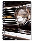 Pontiac Bonneville Spiral Notebook