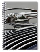 Pontiac Ornament Spiral Notebook