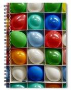 Pop A Balloon Spiral Notebook