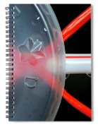 Pop Lid Art Spiral Notebook