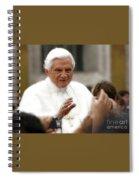 Pope Benedict Xvi Spiral Notebook