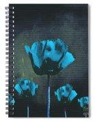 Poppies Fun 01 - Bb Spiral Notebook