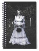 Porcelain Doll Spiral Notebook
