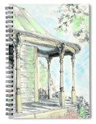 Porch Time Spiral Notebook