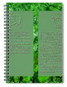 Pork And Mutton Spiral Notebook