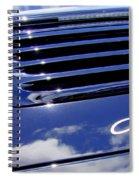 Porsche 911 Carrera S Spiral Notebook