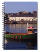 Portaferry, Strangford Lough, Ards Spiral Notebook