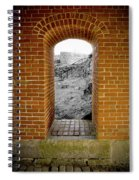 Portal To The Past Spiral Notebook