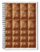 Portcullis Spiral Notebook