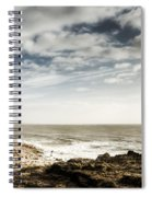 Porthcawl Pier Spiral Notebook