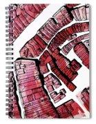 Porto  Spiral Notebook