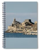 Portovenere's Church And Fortress Spiral Notebook