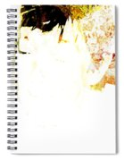 Portrait Of Tears 4 Spiral Notebook