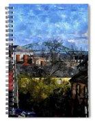 Portsmouth Nh North End Pnewc Spiral Notebook