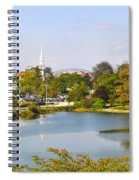 Portsmouth Nh Pnhp Spiral Notebook