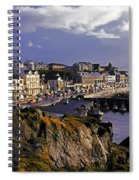 Portstewart, Co Derry, Ireland Seaside Spiral Notebook