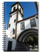 Portuguese Architecture Spiral Notebook