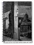 Postal Service, 1875 Spiral Notebook