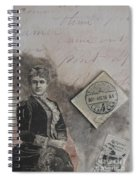 Postmark Budapest Spiral Notebook
