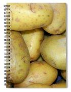 Potatoes Spiral Notebook