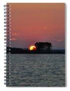 Potomac Sunrise Spiral Notebook
