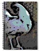 Poulet Spiral Notebook