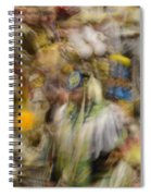 Pow Wow Color Spiral Notebook