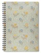 Powdered Spiral Notebook
