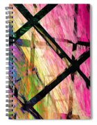 Powers That Bind Us Square B Spiral Notebook