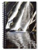 Powerscourt Waterfall, Powerscourt Spiral Notebook