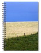 Prairie Horizon Spiral Notebook