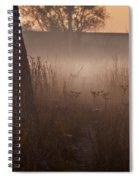 Prairie Pre Dawn Spiral Notebook