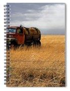 Prarie Truck Spiral Notebook