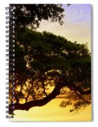 Prayer To Remain Spiral Notebook