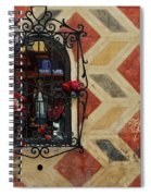 Prayer Wall Spiral Notebook