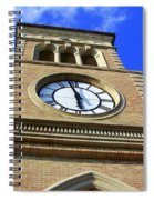 Prayers Lifted Up To Heaven Spiral Notebook