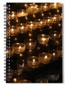 Prayers Of The Faithful Spiral Notebook