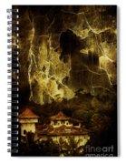 Premonitions Spiral Notebook