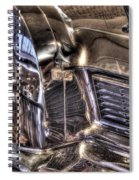 Presidential Lincoln Tail Lights Dearborn Mi Spiral Notebook