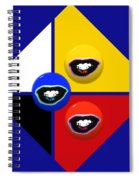 Primary Formation Spiral Notebook
