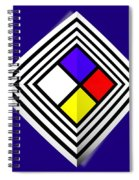 Primary Object Spiral Notebook
