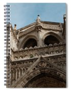 Primate Cathedral  Spiral Notebook