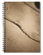 Primitve Fashion Spiral Notebook