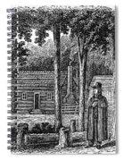 Prince Demetrius Augustine Gallitzin (1770-1840) Spiral Notebook