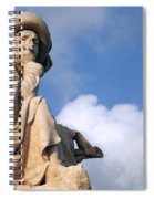 Prince Henry The Navigator Spiral Notebook