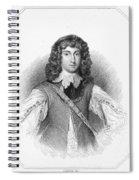 Prince Rupert (1619-1682) Spiral Notebook