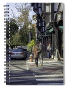 Princeton Afternoon - New Jersey Spiral Notebook