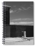 Prison Tower Spiral Notebook